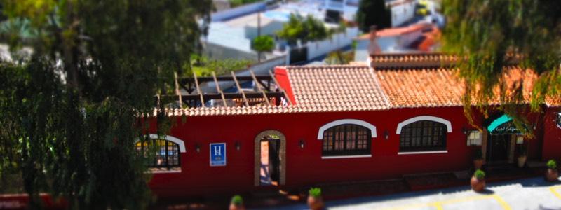Hotel California Spain